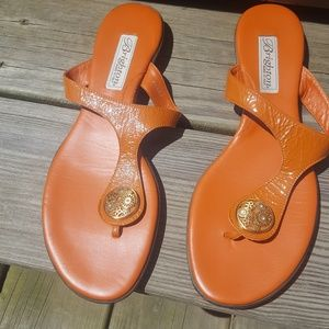 Brighton Shoes - Brighton Pansy Sandals